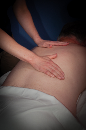 Relaxing benefits of massage make a great gift.